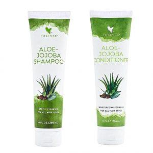 Aloe Jojoba Shampoo Conditioner